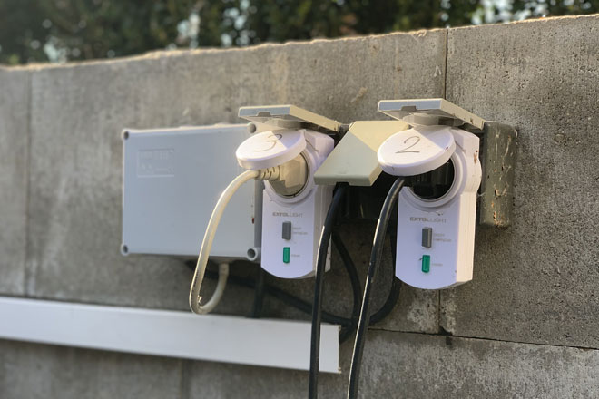 Remote Controlled Outlets